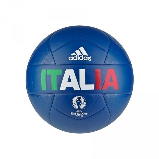 Balón  adidas Euro 16 OLP Italia Azul