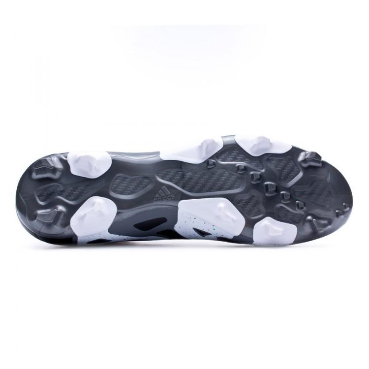 6cc7daa84590 Football Boots adidas X 15.2 FG AG Core black-Shock mint-White ...