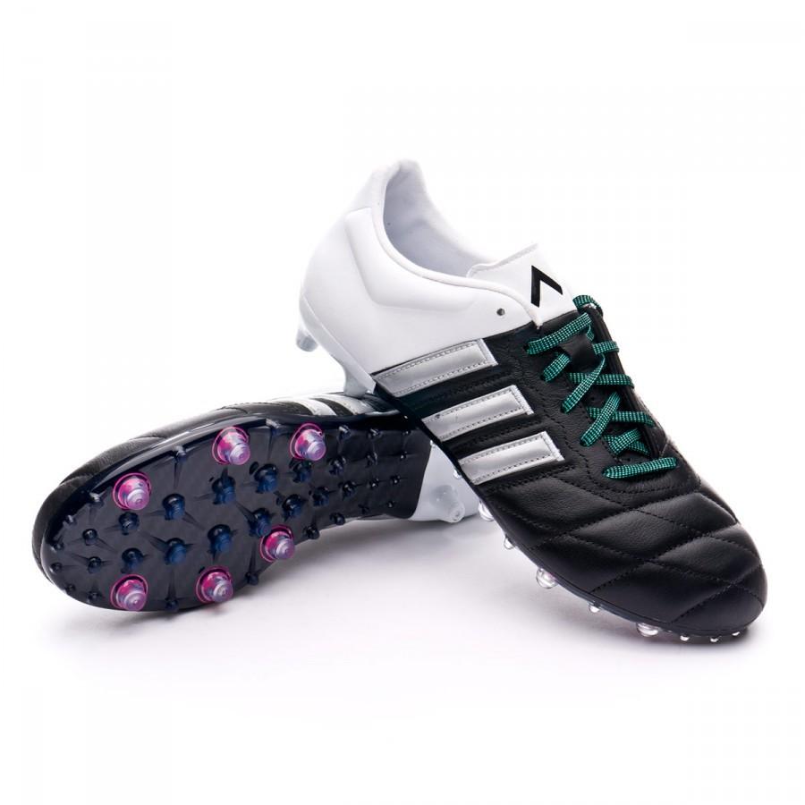 15 Fgag Silver Pelle Matte Core Black White Scarpe Ace 2 Adidas lJTKcF1