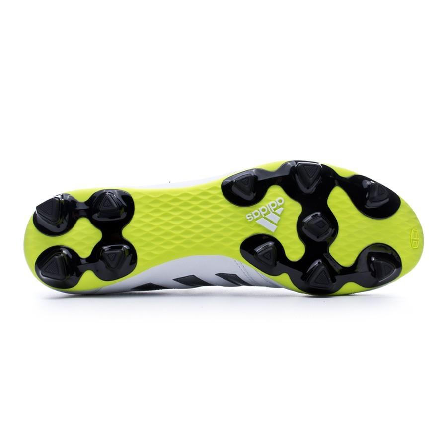 pedir experiencia Invitación  Football Boots adidas Gloro 16.2 FG White-Lime - Football store Fútbol  Emotion