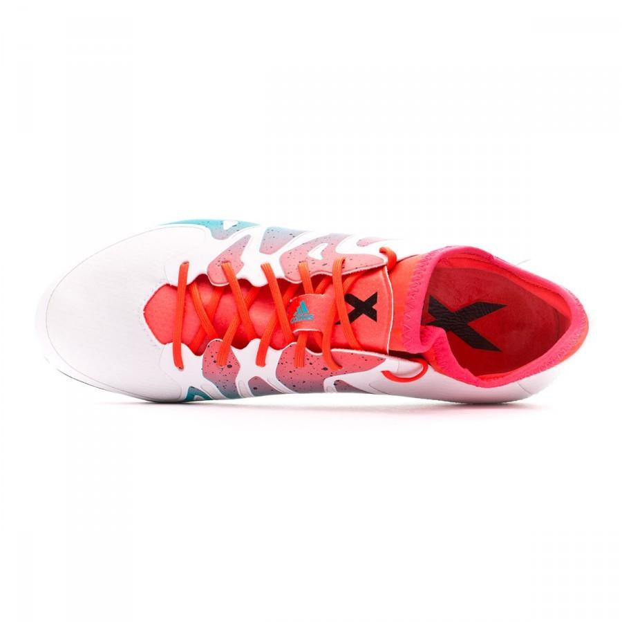 brand new 84f1c e8d28 spain boot adidas x 15.1 fg ag women white shock green core black 28bbd  28507