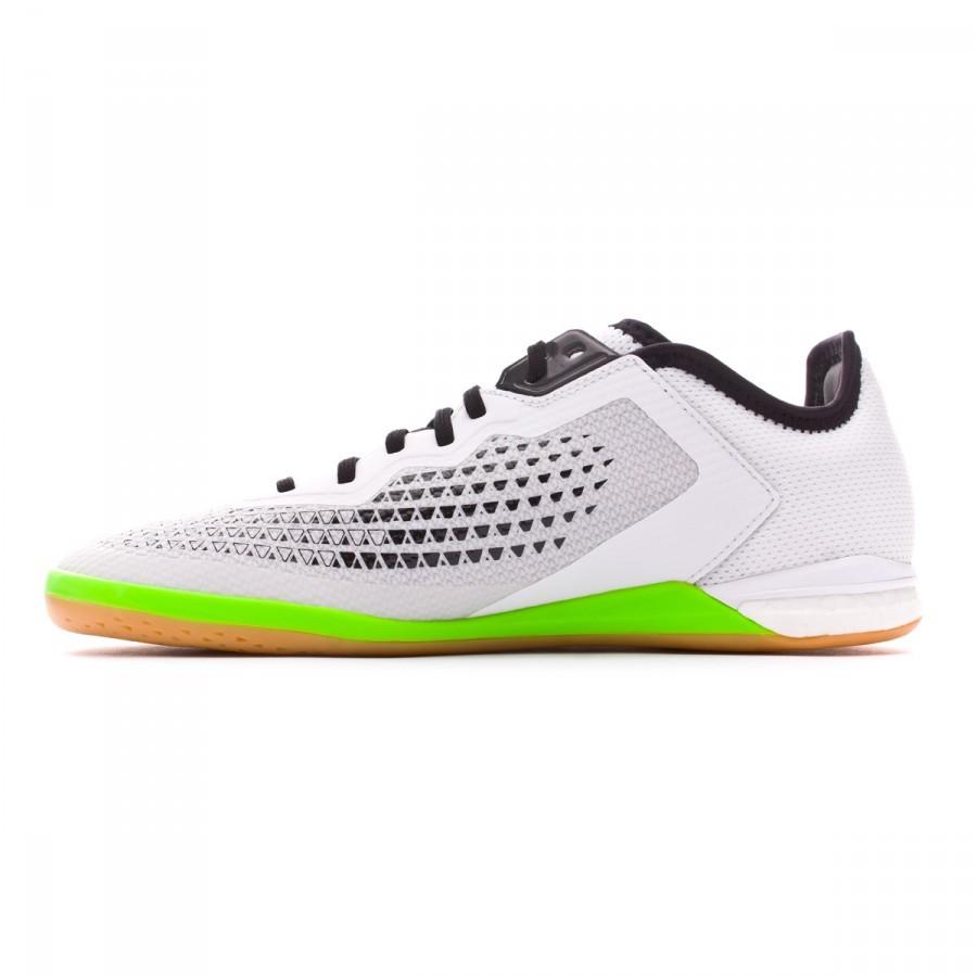 1bb0a739d3dc Futsal Boot adidas Ace 16.1 CT White-Night metallic-Core black - Football  store Fútbol Emotion