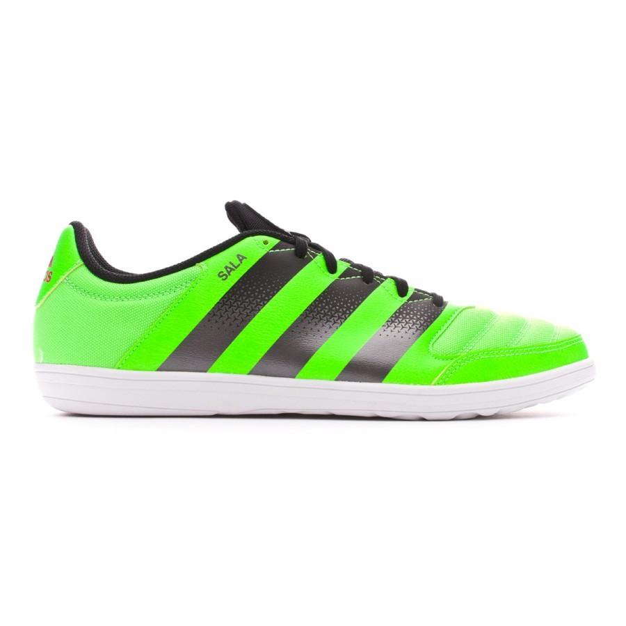 brand new 23d24 c1be3 Scarpe adidas Ace 16.4 ST Solar green-Night metallic-Shock pink - Negozio  di calcio Fútbol Emotion