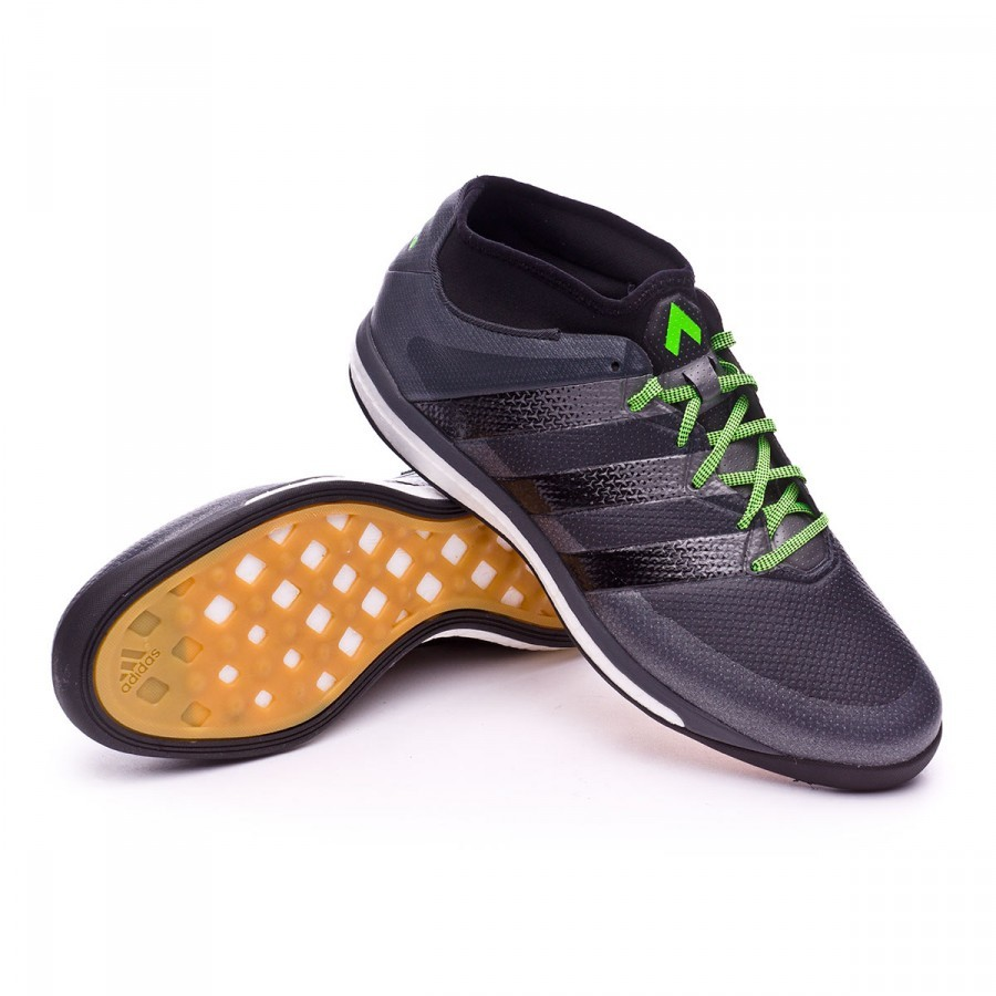 huge selection of c4be7 03553 Chaussure de futsal adidas Ace 16.1 Boost ST Core black - Boutique de  football Fútbol Emotion
