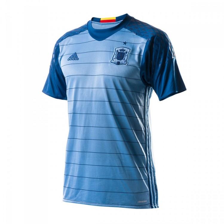 9f6a3ef51d4d8 Camiseta adidas España Primera Equipación Euro Portero 2016-2017 ...