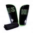 Espinillera HI-5 Negro-Verde