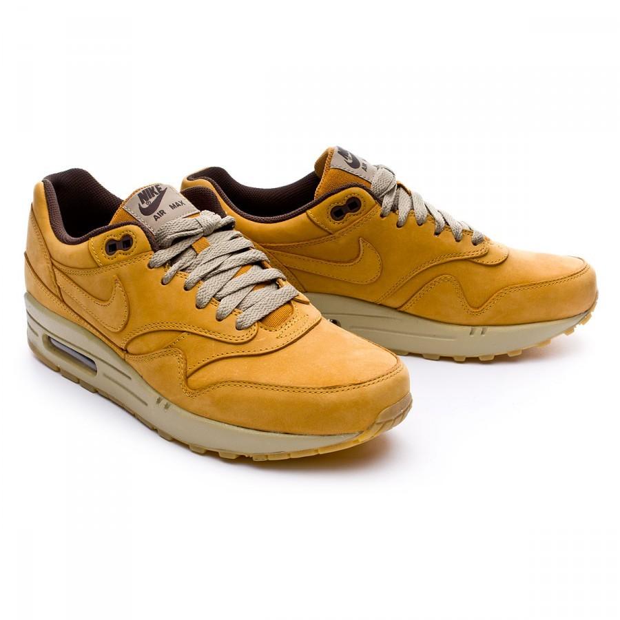 watch 5e27a e63aa Nike Air Max 1 LTR Premium Trainers