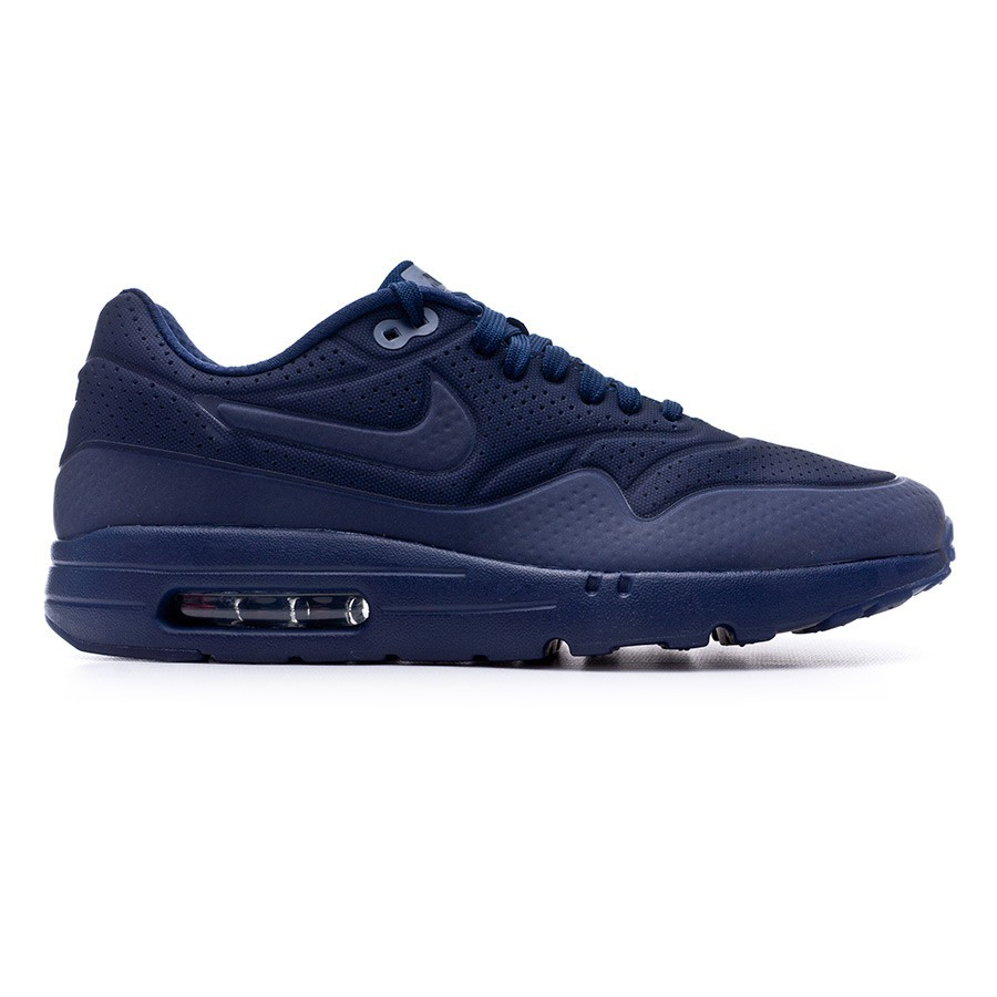separation shoes 1a9d8 43adc Trainers Nike Air Max 1 Ultra Moire Midnight navy-Black - Football store  Fútbol Emotion