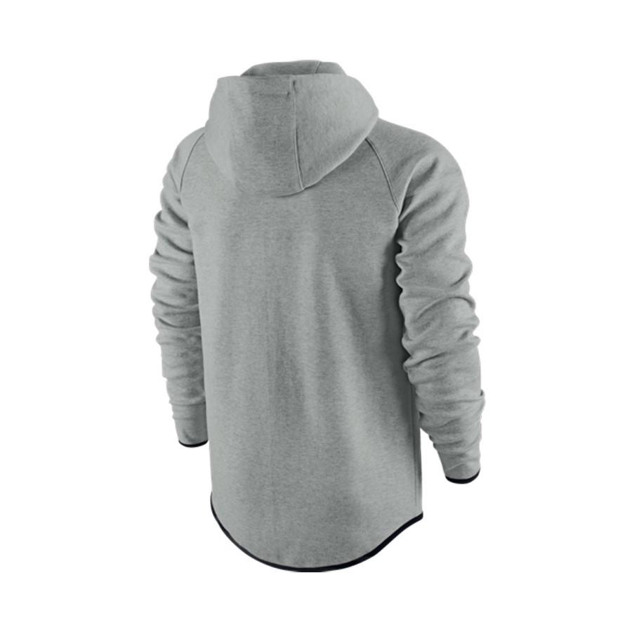 031683999426 Sweatshirt Nike Nike Tech Fleece Windrunner Dark grey-Medium grey-Black -  Tienda de fútbol Fútbol Emotion