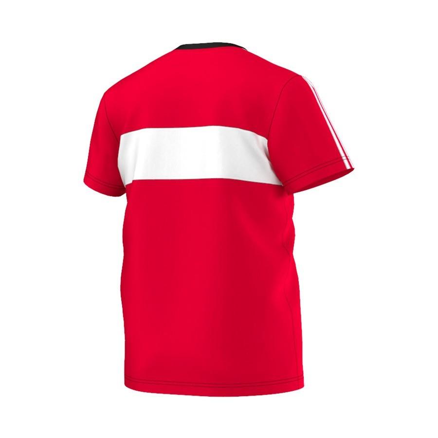 51341b7549e63 Camiseta adidas Manchester United retro 85 Red-White - Tienda de fútbol  Fútbol Emotion