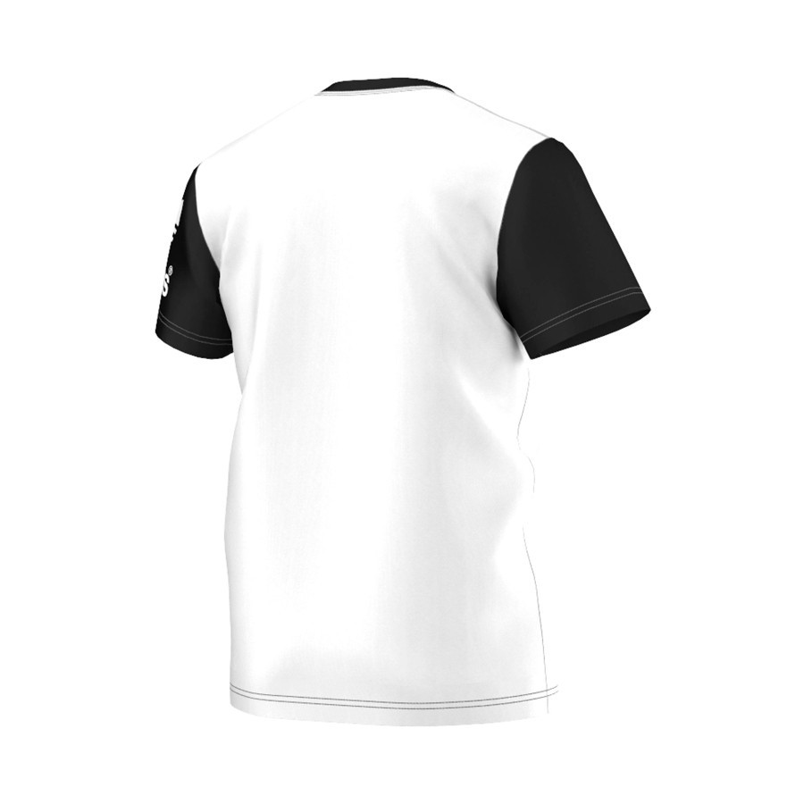c575aaa8df7 Jersey adidas Real Madrid Pocket Retro White-Black - Football store Fútbol  Emotion