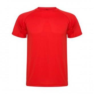 Camiseta  Roly Montecarlo Rojo