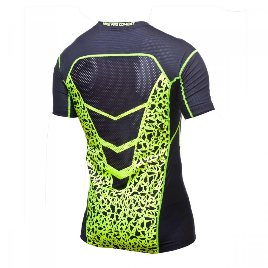 Jersey Nike Pro Combat Hypercool 3 0 Compression Black