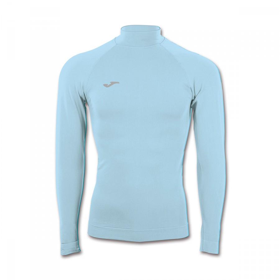 deb42237a Camiseta Joma Térmica M L Brama Classic Celeste - Tienda de fútbol Fútbol  Emotion