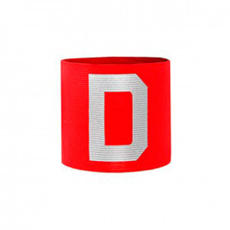 Captain's Armband Mercury Delegado Red