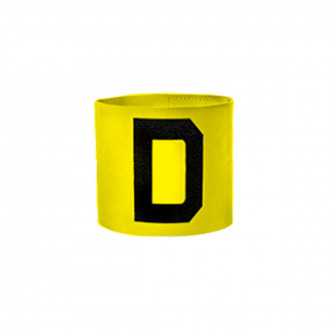 Captain's Armband Mercury Delegado Yellow