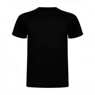 Camiseta  Roly Montecarlo Negra