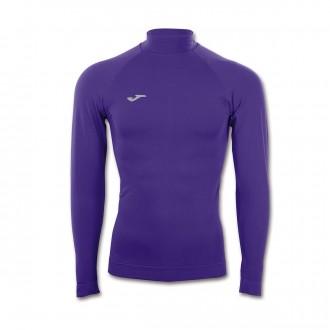 Camiseta  Joma Térmica M/L Brama Classic Violeta