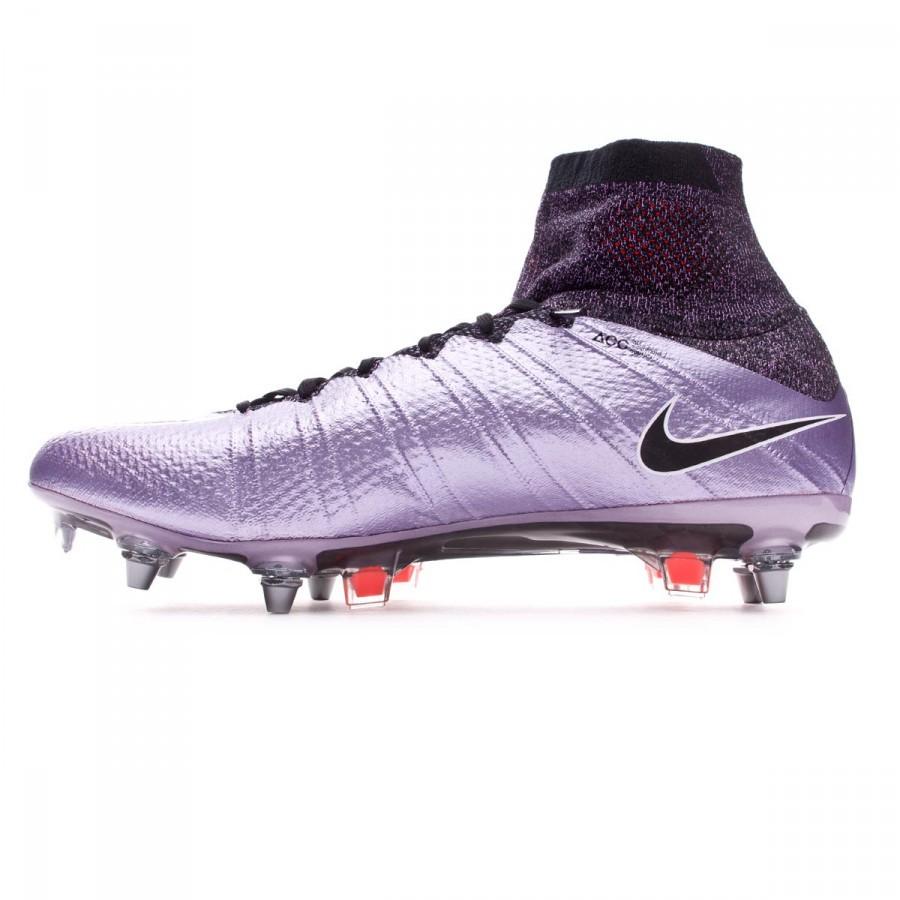 c3a273e6006 Football Boots Nike Mercurial Superfly ACC SG-Pro Urban lilac-Black-Bright  mango - Tienda de fútbol Fútbol Emotion