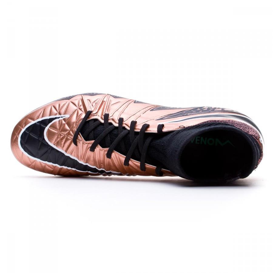 a0342505433a3 Zapatos de fútbol Nike Hypervenom Phantom II ACC FG Metallic  red-Black-Green glow-White - Tienda de fútbol Fútbol Emotion