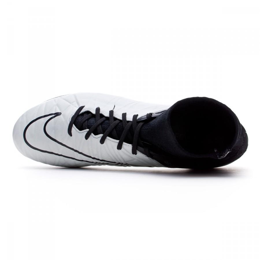 6dced997f78e Football Boots Nike Hypervenom Phantom II ACC Tech Craft AG-R Light bone- Black - Tienda de fútbol Fútbol Emotion