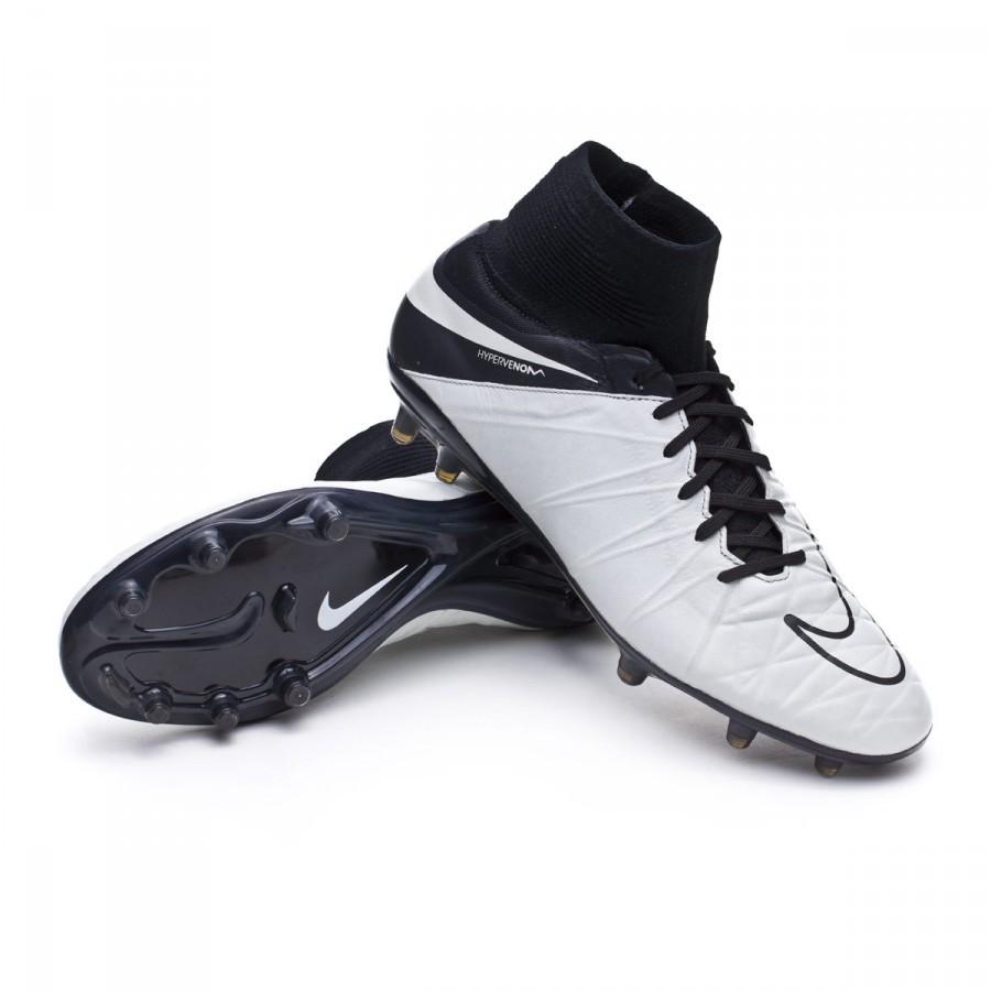 superior quality 6cbde 3cd9c Bota de fútbol Nike Hypervenom Phantom II ACC Tech Craft FG Light bone-Black  - Soloporteros es ahora Fútbol Emotion