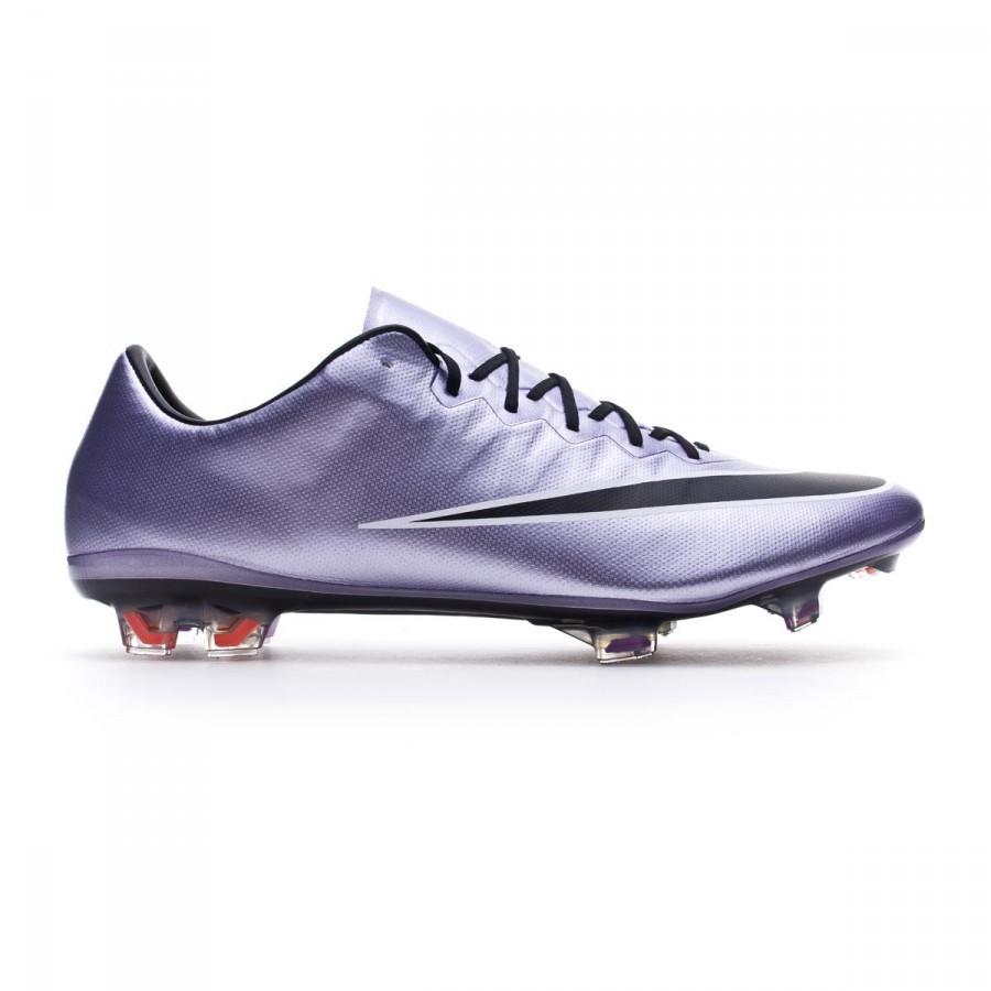 low priced b12cf 55556 Boot Nike Mercurial Vapor X ACC FG Urban lilac-Black-Bright mango -  Football store Fútbol Emotion