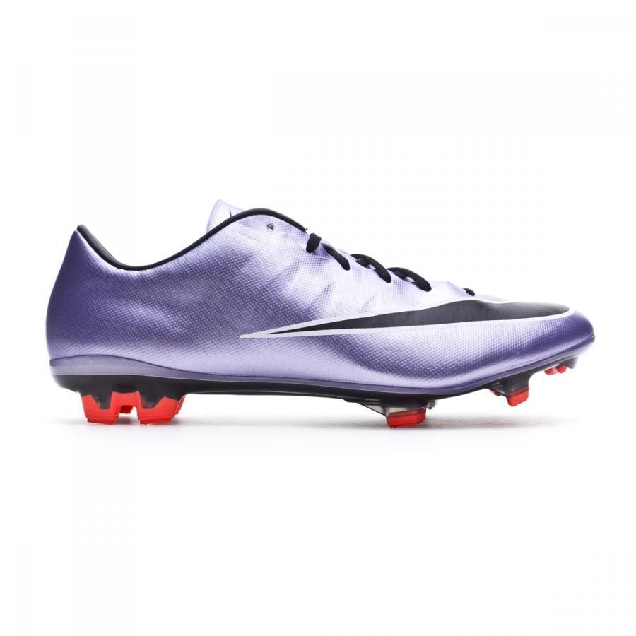 reputable site 45a6b 2e9e4 Boot Nike Mercurial Veloce II FG Urban lilac-Black-Bright mango - Football  store Fútbol Emotion