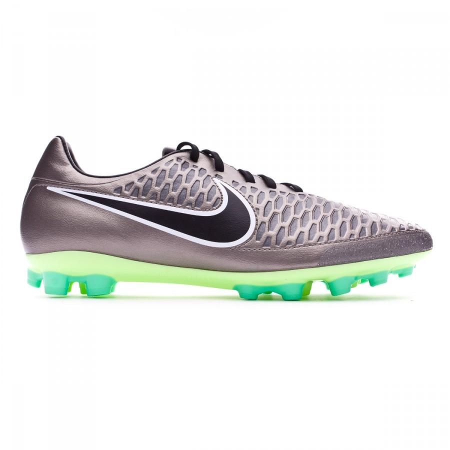 6b85022c7d6 Football Boots Nike Magista Onda AG-R Metallic pewter-Black-White-Ghost  green - Tienda de fútbol Fútbol Emotion