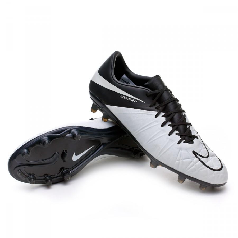 3320a2114bd4 Football Boots Nike Hypervenom Phinish II Tech Craft FG Light bone ...