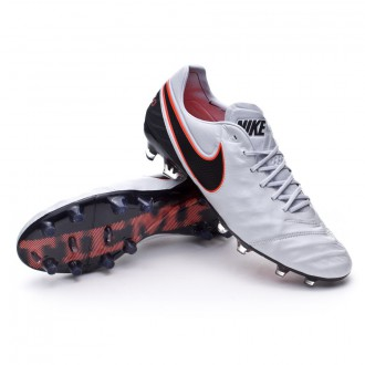 Tiempo Legend 6 ACC FG Pure platinum-Black-Metallic silver