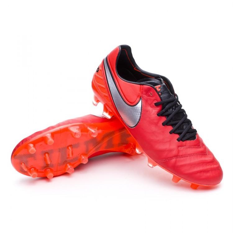 8d01ef7531a6e Football Boots Nike Tiempo Legend 6 ACC FG Light crimson-Metallic ...