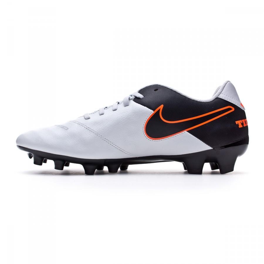 Botas Nike Tiempo Genio II Piel Negro Suela Fg cmUTFrVSKh