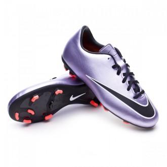 Bota  Nike Mercurial Victory V FG Niño Urban lilac-Black-Bright mango