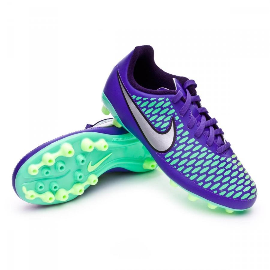 Bota de fútbol Nike Magista Onda AG Niño Hyper grape-Metallic silver -  Soloporteros es ahora Fútbol Emotion 4dd12150e2368