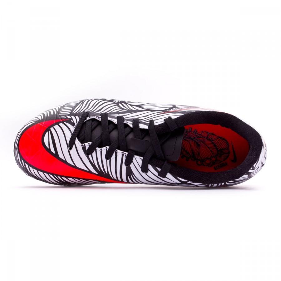 8eb2fbc2d4414 ... wholesale chaussure de football nike jr hypervenom phelon ii neymar fg  black 7fb94 69f65