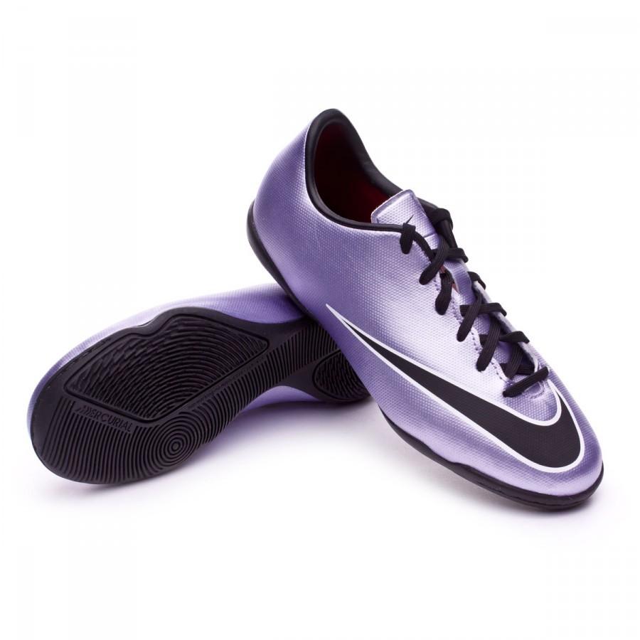 ... best price zapatilla nike mercurial victory v urban lilac black bright  mango soloporteros es ahora fútbol 4234ef0687790