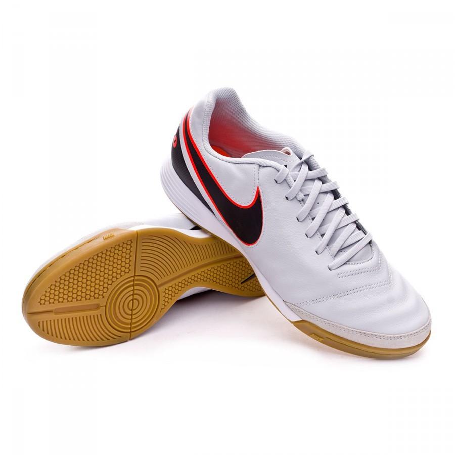 Zapatillas niño nike tiempo rio ii ic futbol sala 819196 001