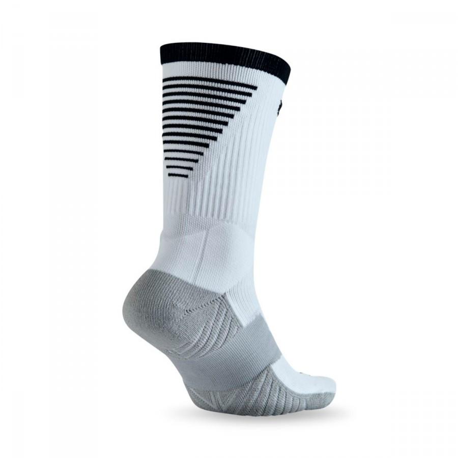 e5ba24a74 Calcetines Nike Dry Squad Crew Football White-Black - Tienda de fútbol  Fútbol Emotion