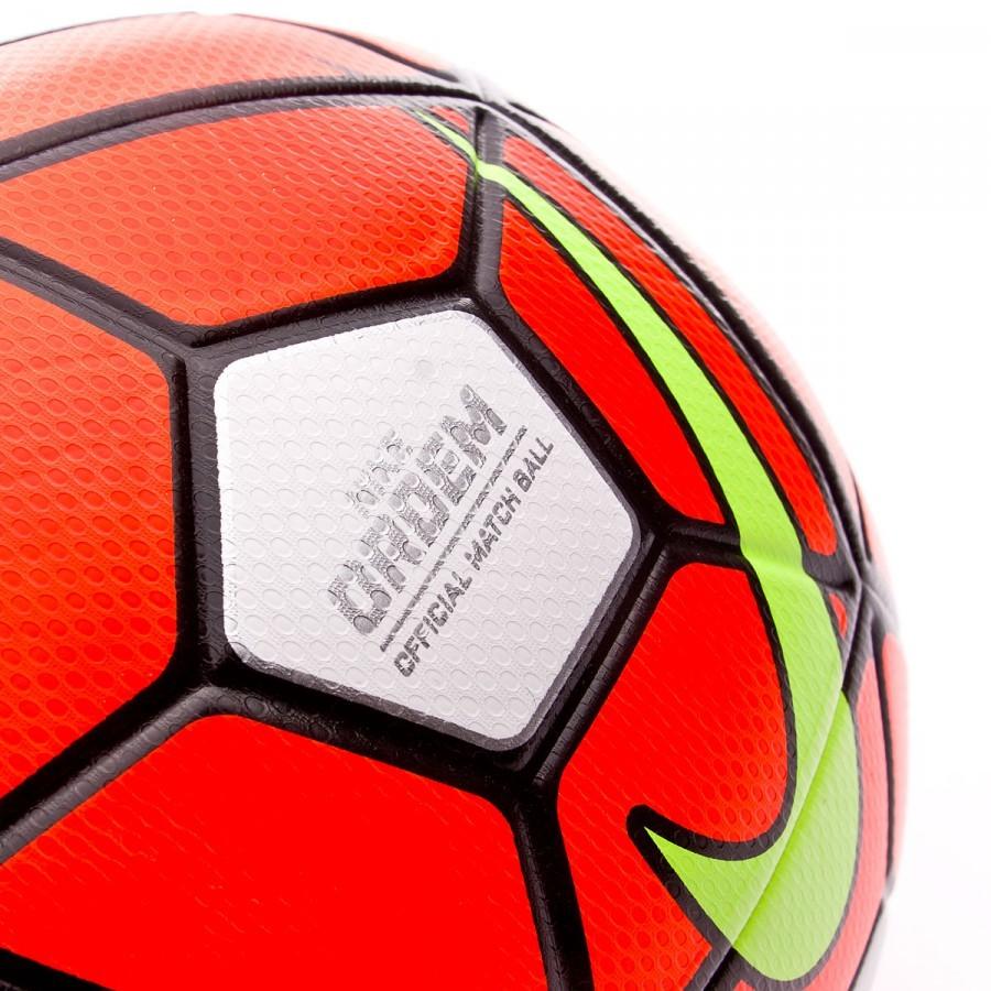 Balón Nike Ordem 3 White Total orange Black Soloporteros es ahora