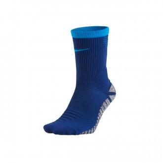 Meias  Nike Grip Strike Crew Photo blue