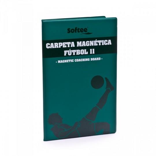 Carpeta  Jim Sports Magnética Profesional Fútbol 11