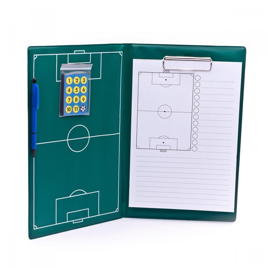 f340308dfcb Carpeta Jim Sports Magnética Profesional Fútbol 11 - Tienda de fútbol Fútbol  Emotion