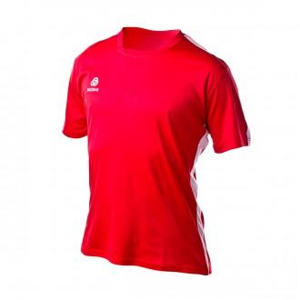 Camiseta  Taconni Boreal M/C Roja