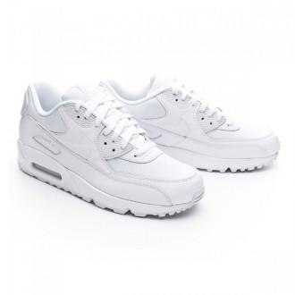 Sapatilha  Nike Air Max 90 Essential Total White