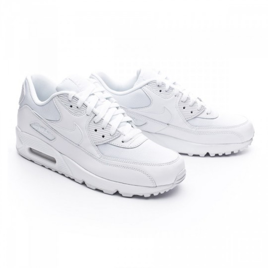 727fa51f0958d7 Trainers Nike Air Max 90 Essential Total White - Football store Fútbol  Emotion