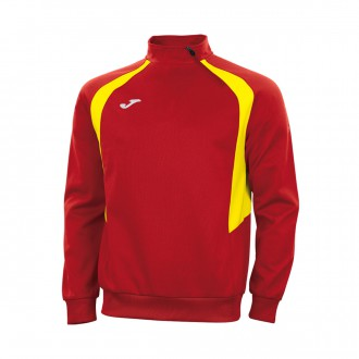 Sweatshirt Joma Champion III Vermelho-Amarelo