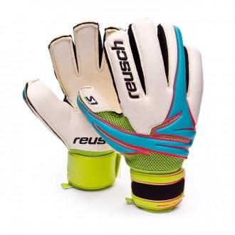 Luvas  Reusch Argos Pro S1 Ortho-Tec Branco-Azul