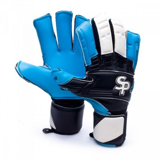 Guante  SP Mussa Strong XT CHR Aqualove Negro-Azul