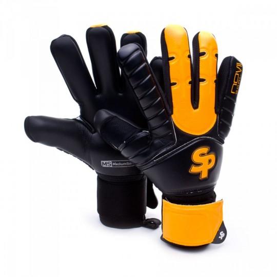 Guante  SP No Goal VII CHR Iconic Negro-Naranja